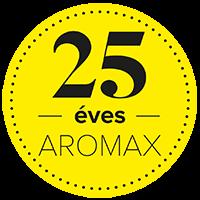 25 éves az Aromax.